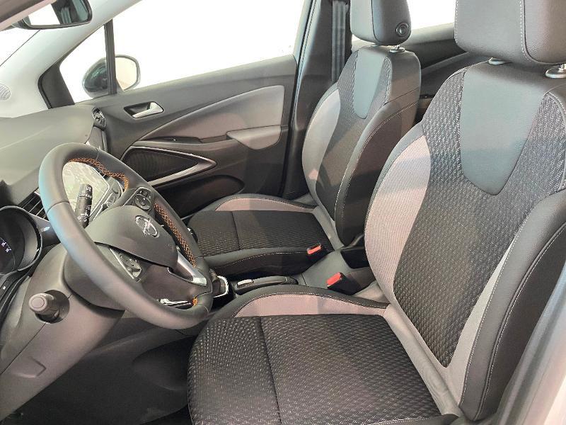 Opel Crossland X 1.5 D 102ch Elegance Euro 6d-T Gris occasion à Lognes - photo n°18