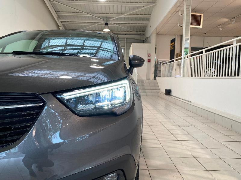 Opel Crossland X 1.5 D 102ch Elegance Euro 6d-T Gris occasion à Lognes - photo n°2