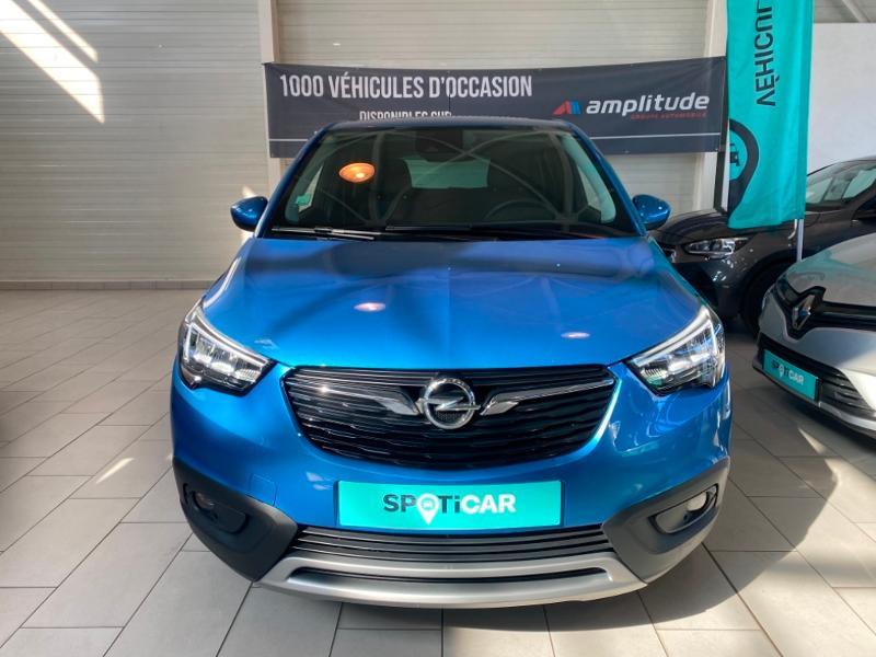 Opel Crossland X 1.5 D 102ch Elegance Euro 6d-T Bleu occasion à Lognes - photo n°13