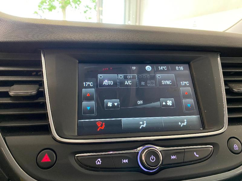 Opel Crossland X 1.5 D 102ch Elegance Euro 6d-T Gris occasion à Lognes - photo n°14
