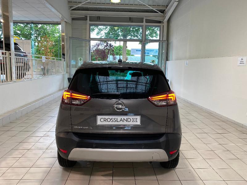 Opel Crossland X 1.5 D 102ch Elegance Euro 6d-T Gris occasion à Lognes - photo n°7