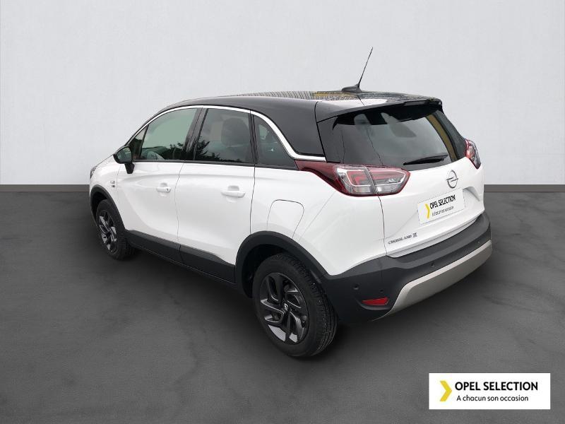 Opel Crossland X 1.5 D 102ch Opel 2020 Euro 6d-T Blanc occasion à CASTRES - photo n°6