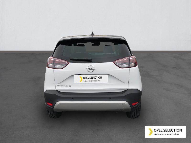 Opel Crossland X 1.5 D 102ch Opel 2020 Euro 6d-T Blanc occasion à CASTRES - photo n°5