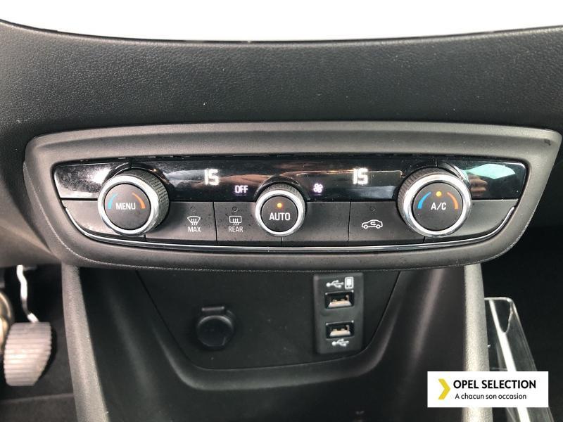 Opel Crossland X 1.5 D 102ch Opel 2020 Euro 6d-T Blanc occasion à CASTRES - photo n°15