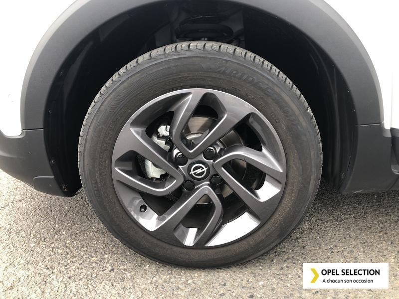 Opel Crossland X 1.5 D 102ch Opel 2020 Euro 6d-T Blanc occasion à CASTRES - photo n°11
