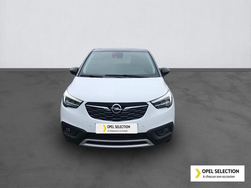 Opel Crossland X 1.5 D 102ch Opel 2020 Euro 6d-T Blanc occasion à CASTRES - photo n°2