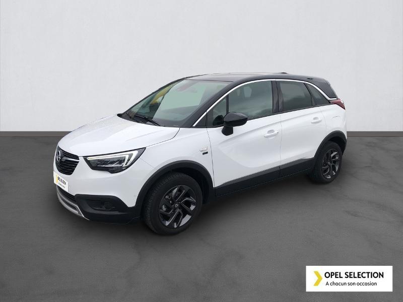 Opel Crossland X 1.5 D 102ch Opel 2020 Euro 6d-T Blanc occasion à CASTRES