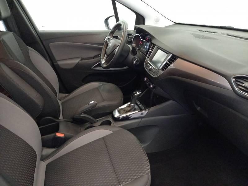 Opel Crossland X 1.5 D 120 ch BVA6 Innovation Argent occasion à Boé - photo n°9