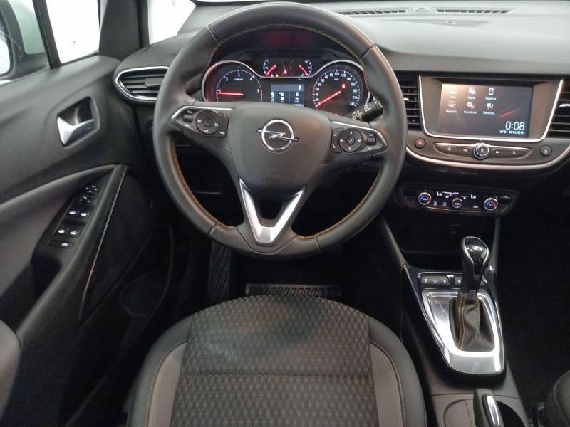 Opel Crossland X 1.5 D 120 ch BVA6 Innovation Argent occasion à Boé - photo n°8