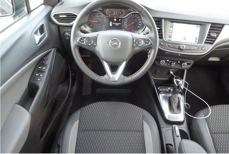 Opel Crossland X 1.5 D 120 CH BVA6 INNOVATION Gris occasion à Biganos - photo n°2