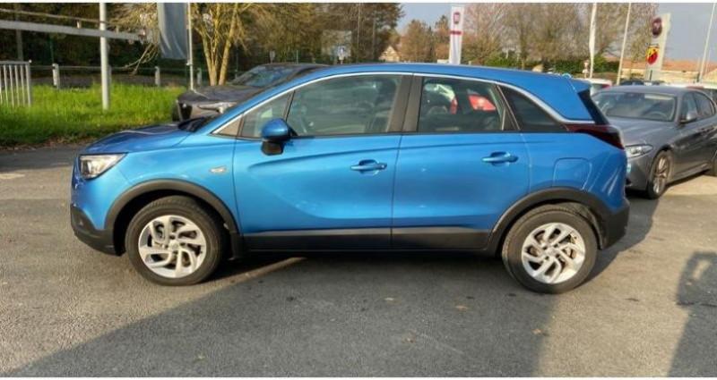 Opel Crossland X 1.5 D 120ch Innovation BVA Euro 6d-T Bleu occasion à Saint-Maximin - photo n°4