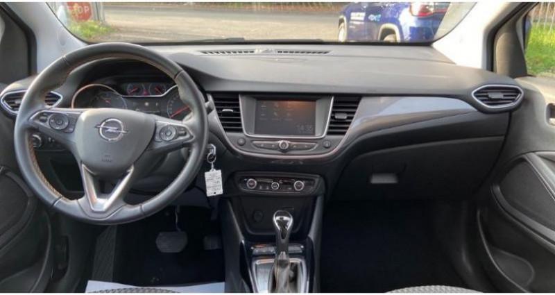 Opel Crossland X 1.5 D 120ch Innovation BVA Euro 6d-T Bleu occasion à Saint-Maximin - photo n°6