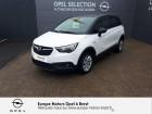 Opel Crossland X 1.6 D 99ch ECOTEC Edition Blanc à Brest 29