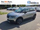 Opel Crossland X Crossland X 1.2 Turbo 130 ch BVA6 Opel 2020 5p Gris à Seyssinet-Pariset 38
