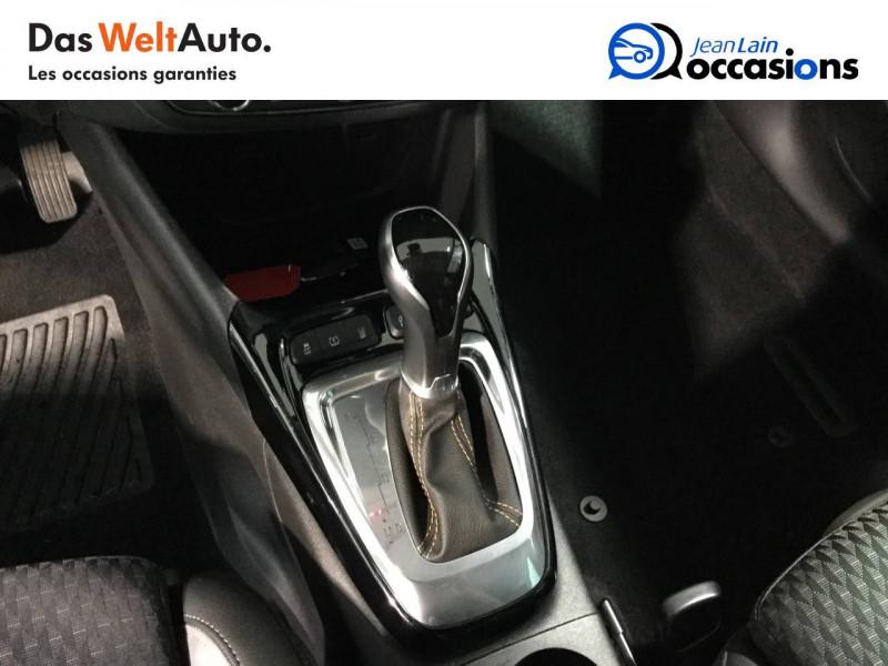 Opel Crossland X Crossland X 1.2 Turbo 130 ch BVA6 Type Exclusive 5p Blanc occasion à Bellegarde-sur-Valserine - photo n°13