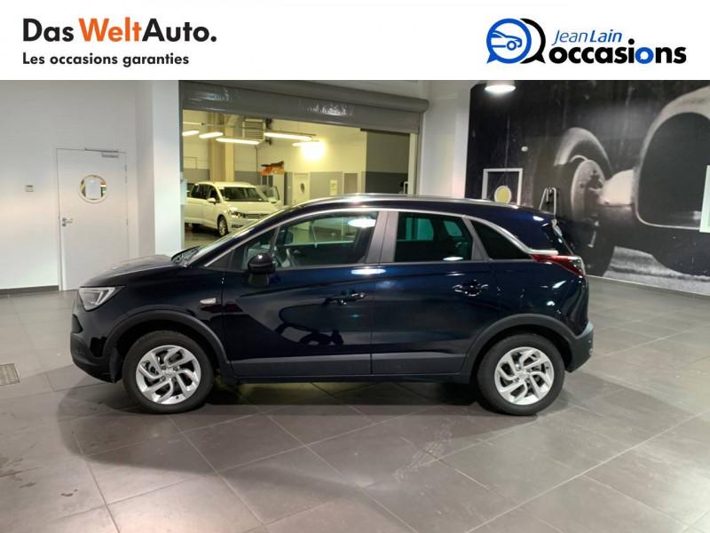 Opel Crossland X Crossland X 1.2 Turbo 130 ch BVA6 Type Exclusive 5p Bleu occasion à Seynod - photo n°8