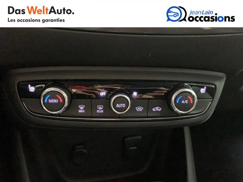 Opel Crossland X Crossland X 1.2 Turbo 130 ch BVA6 Type Exclusive 5p Bleu occasion à Seynod - photo n°14