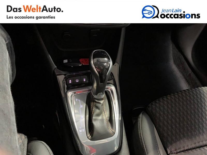 Opel Crossland X Crossland X 1.2 Turbo 130 ch BVA6 Type Exclusive 5p Bleu occasion à Seynod - photo n°13