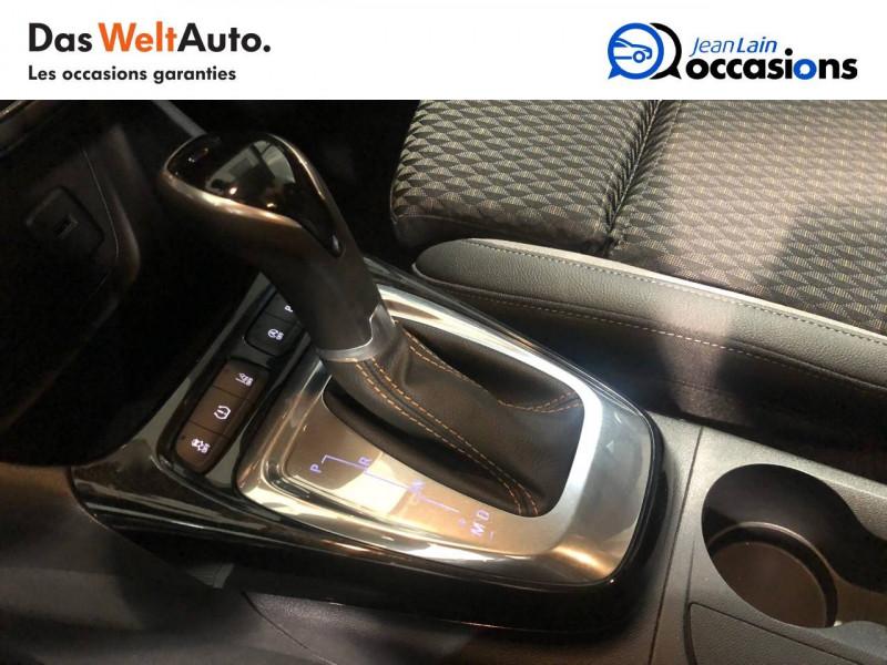 Opel Crossland X Crossland X 1.2 Turbo 130 ch BVA6 Type Exclusive 5p Rouge occasion à Seynod - photo n°13