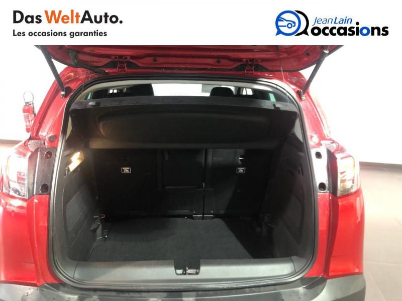 Opel Crossland X Crossland X 1.2 Turbo 130 ch BVA6 Type Exclusive 5p Rouge occasion à Seynod - photo n°10