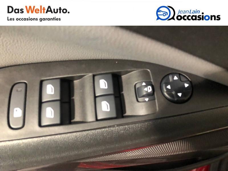 Opel Crossland X Crossland X 1.2 Turbo 130 ch BVA6 Type Exclusive 5p Rouge occasion à Seynod - photo n°19