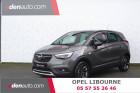 Opel Crossland X Crossland X 1.5 D 102 ch Opel 2020 5p Gris à Libourne 33