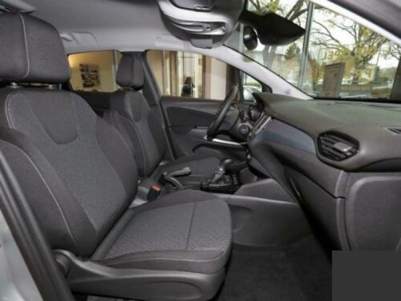Opel Crossland X Edition 1.2 110 Gris occasion à Beaupuy - photo n°5