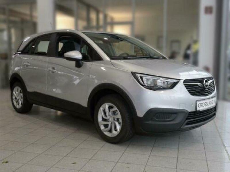 Opel Crossland X Edition 1.2 110 Gris occasion à Beaupuy