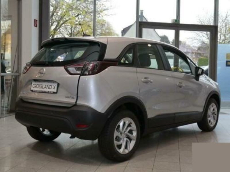 Opel Crossland X Edition 1.2 110 Gris occasion à Beaupuy - photo n°3