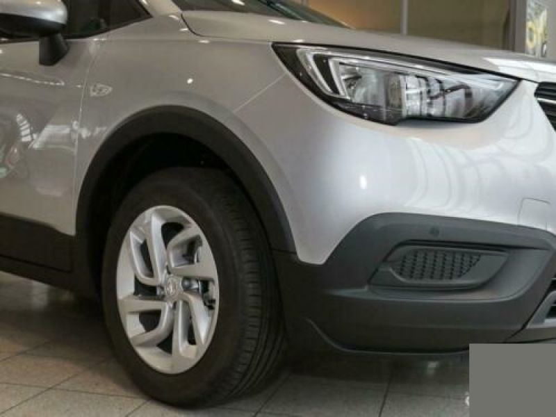 Opel Crossland X Edition 1.2 110 Gris occasion à Beaupuy - photo n°7