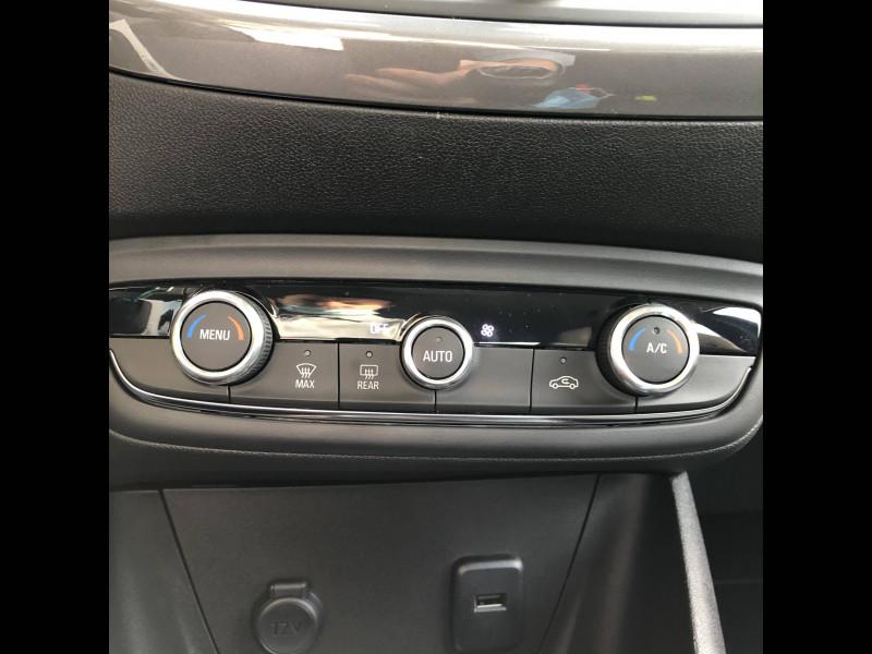 Opel Crossland Crossland 1.2 Turbo 110 ch Elegance 5p Gris occasion à Tulle - photo n°14