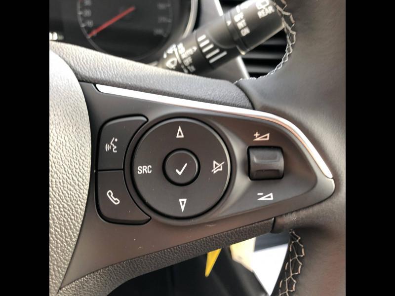 Opel Crossland Crossland 1.2 Turbo 110 ch Elegance 5p Gris occasion à Tulle - photo n°9