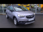 Opel Crossland X BUSINESS 1.2 Turbo 110ch S/S BVM6 (2020A) Gris à Vert-Saint-Denis 77