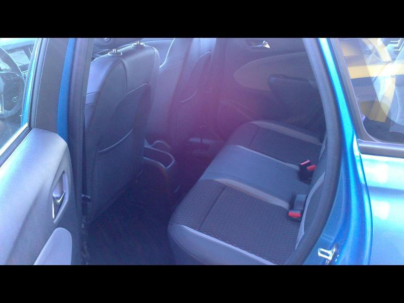 Opel Crossland X ELEGANCE 1.2 Turbo 130ch BVM6 (2020A) Bleu occasion à Vert-Saint-Denis - photo n°10