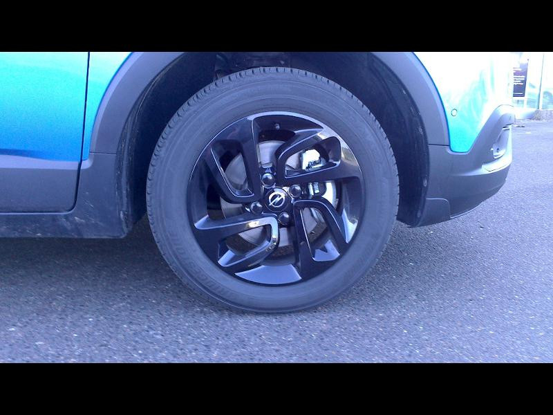Opel Crossland X ELEGANCE 1.2 Turbo 130ch BVM6 (2020A) Bleu occasion à Vert-Saint-Denis - photo n°4
