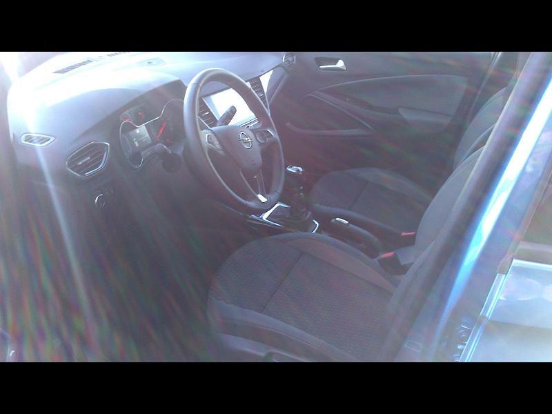 Opel Crossland X ELEGANCE 1.2 Turbo 130ch BVM6 (2020A) Bleu occasion à Vert-Saint-Denis - photo n°9