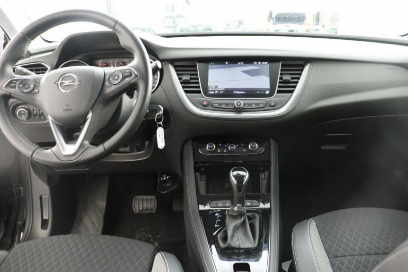 Opel Grandland X 1.2 Turbo 130 ch BVA8 Innovation Gris occasion à Aubière - photo n°5