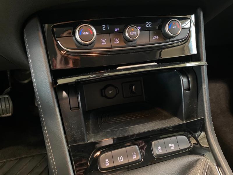 Opel Grandland X 1.2 Turbo 130ch Design Line 120 ans Gris occasion à Lognes - photo n°14