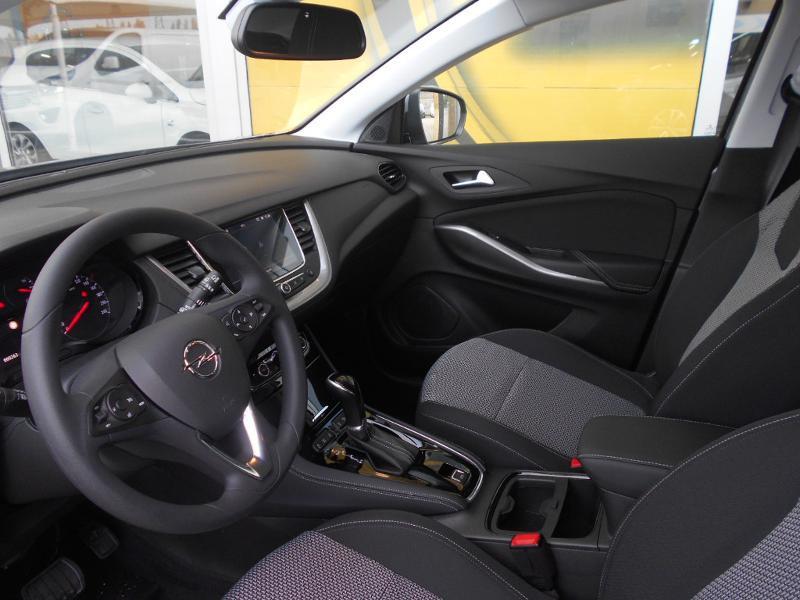 Opel Grandland X 1.2 Turbo 130ch Edition Business BVA Gris occasion à Varennes-sur-Seine - photo n°6