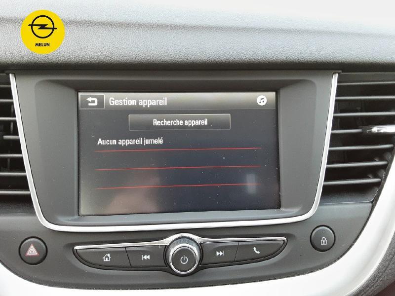Opel Grandland X 1.2 Turbo 130ch Edition Noir occasion à Vert-Saint-Denis - photo n°15