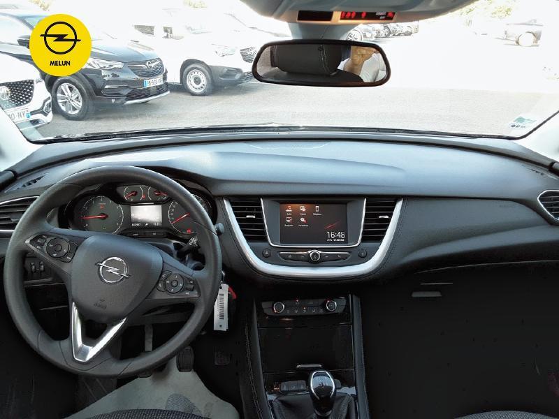 Opel Grandland X 1.2 Turbo 130ch Edition Noir occasion à Vert-Saint-Denis - photo n°8