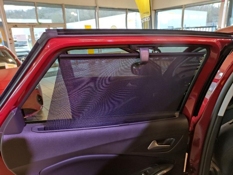 Opel Grandland X 1.2 Turbo 130ch Elite BVA8 7cv Rouge occasion à Samoreau - photo n°19