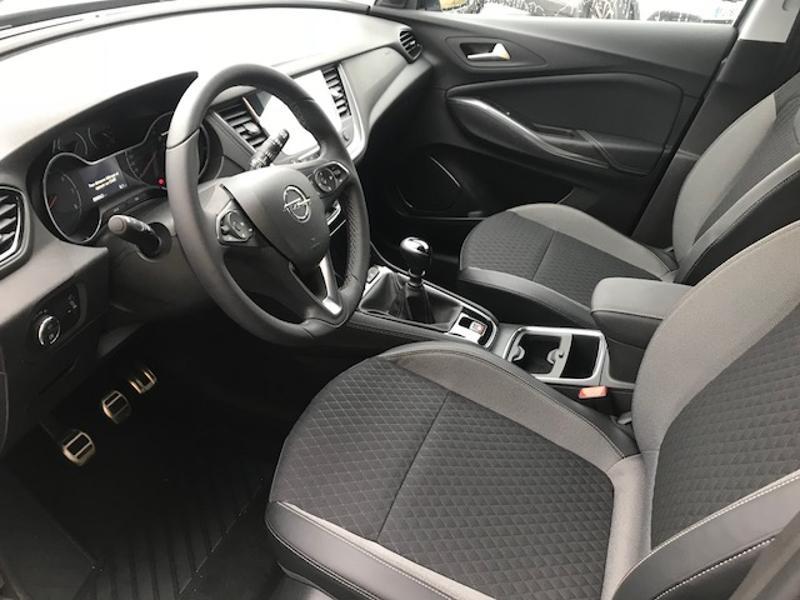 Opel Grandland X 1.2 Turbo 130ch Innovation Business Gris occasion à Vert-Saint-Denis - photo n°11