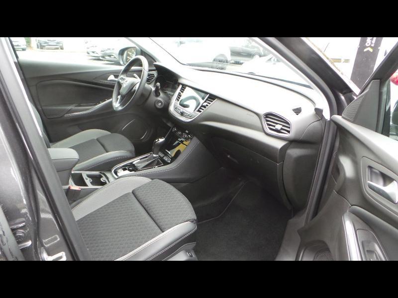Opel Grandland X 1.5 D 130ch Design Line BVA6 Gris occasion à Brie-Comte-Robert - photo n°17