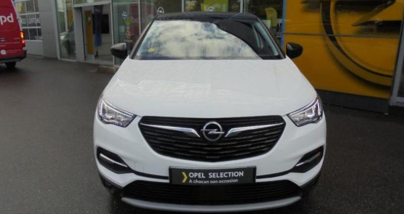 Opel Grandland X 1.5 D 130ch Design Line Blanc occasion à vert-saint-denis - photo n°3