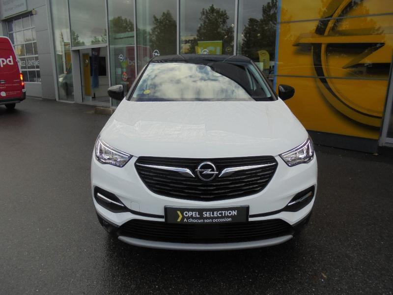 Opel Grandland X 1.5 D 130ch Design Line Blanc occasion à Vert-Saint-Denis - photo n°6