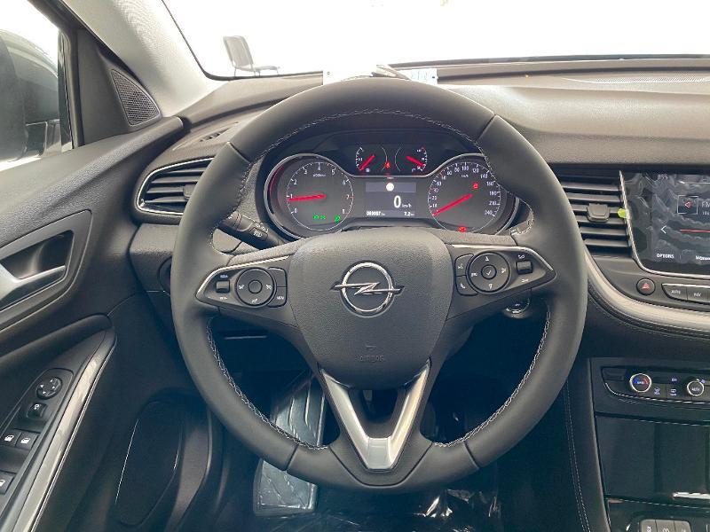 Opel Grandland X 1.5 D 130ch Elite BVA8 7cv Gris occasion à Meaux - photo n°13