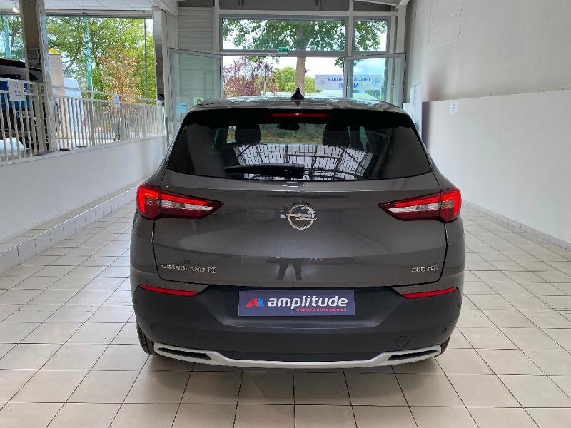 Opel Grandland X 1.5 D 130ch Elite BVA8 7cv Gris occasion à Meaux - photo n°7