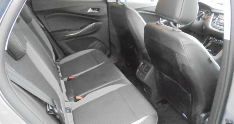 Opel Grandland X 1.5 D 130ch Elite Gris occasion à vert-saint-denis - photo n°7