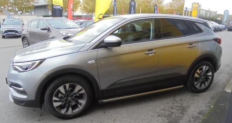 Opel Grandland X 1.5 D 130ch Elite Gris occasion à vert-saint-denis - photo n°5